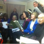Carol Singing in Hunshelf Parish