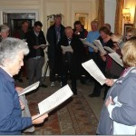 Carol Singing in Hunshelf Parish